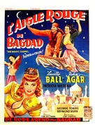 The Magic Carpet - Belgian Movie Poster (xs thumbnail)
