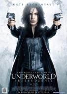 Underworld: Awakening - Polish Movie Poster (xs thumbnail)