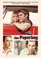 The Paperboy - DVD cover (xs thumbnail)