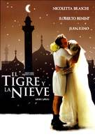 Tigre e la neve, La - Argentinian Movie Poster (xs thumbnail)