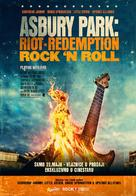 Asbury Park: Riot, Redemption, Rock & Roll - Croatian Movie Poster (xs thumbnail)