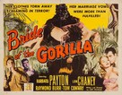 Bride of the Gorilla - Movie Poster (xs thumbnail)