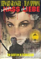 Footsteps in the Fog - German Movie Poster (xs thumbnail)