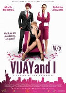 Vijay and I - Luxembourg Movie Poster (xs thumbnail)