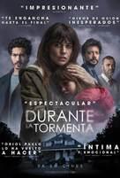 Durante la tormenta - Spanish Movie Poster (xs thumbnail)