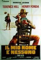 Il Mio Nome E Nessuno - Italian Movie Poster (xs thumbnail)