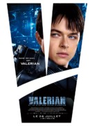 Valerian and the City of a Thousand Planets - French Movie Poster (xs thumbnail)