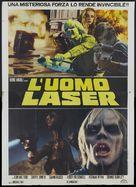 Laserblast - Italian Movie Poster (xs thumbnail)