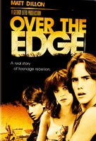 Over the Edge - DVD movie cover (xs thumbnail)