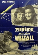 Zurück aus dem Weltall - German Movie Poster (xs thumbnail)