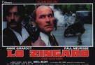 Le gitan - Italian Movie Poster (xs thumbnail)