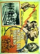 Arrivano i titani - Mexican Movie Poster (xs thumbnail)