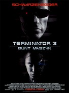 Terminator 3: Rise of the Machines - Polish Movie Poster (xs thumbnail)