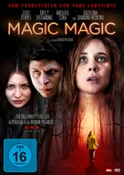 Magic Magic - German Movie Cover (xs thumbnail)