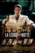 Live by Night - Italian Movie Poster (xs thumbnail)