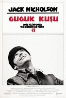 One Flew Over the Cuckoo's Nest - Turkish Movie Poster (xs thumbnail)