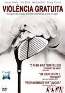 Funny Games U.S. - Brazilian Movie Cover (xs thumbnail)
