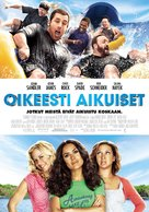 Grown Ups - Finnish Movie Poster (xs thumbnail)