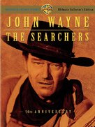 The Searchers - DVD cover (xs thumbnail)