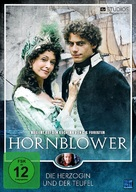 Hornblower: The Duchess and the Devil - German DVD cover (xs thumbnail)
