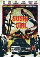 Sushi Girl - French DVD cover (xs thumbnail)
