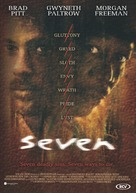 Se7en - Dutch Movie Poster (xs thumbnail)