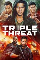 Triple Threat - Movie Poster (xs thumbnail)