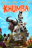 Khumba - DVD movie cover (xs thumbnail)