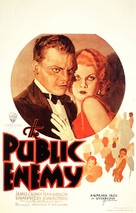 The Public Enemy - Theatrical movie poster (xs thumbnail)