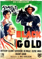 Black Gold - French Movie Poster (xs thumbnail)