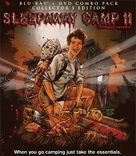 Sleepaway Camp II: Unhappy Campers - Blu-Ray cover (xs thumbnail)