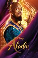 Aladdin - Czech Movie Cover (xs thumbnail)