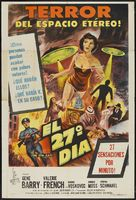 The 27th Day - Argentinian Movie Poster (xs thumbnail)