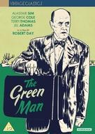 The Green Man - British DVD movie cover (xs thumbnail)
