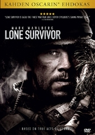 Lone Survivor - Finnish DVD movie cover (xs thumbnail)