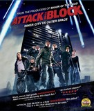 Attack the Block - Blu-Ray movie cover (xs thumbnail)