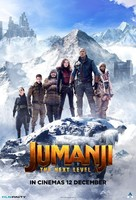 Jumanji: The Next Level - South African Movie Poster (xs thumbnail)