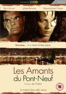 Les amants du Pont-Neuf - British Movie Cover (xs thumbnail)