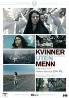 Zanan-e bedun-e mardan - Norwegian DVD cover (xs thumbnail)
