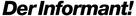 The Informant - German Logo (xs thumbnail)