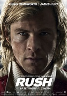 Rush - Italian Movie Poster (xs thumbnail)
