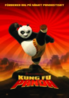 Kung Fu Panda - Swedish Movie Poster (xs thumbnail)