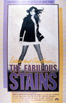 Ladies and Gentlemen, the Fabulous Stains - Movie Poster (xs thumbnail)