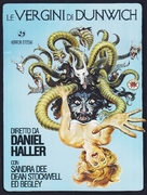 The Dunwich Horror - Italian Movie Cover (xs thumbnail)