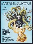 The Dunwich Horror - Italian Movie Cover (xs thumbnail)