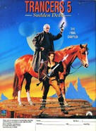 Trancers 5: Sudden Deth - Movie Poster (xs thumbnail)