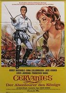 Cervantes - German Movie Poster (xs thumbnail)