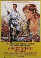 Cervantes - German Movie Poster (xs thumbnail)
