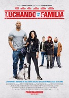 Fighting with My Family - Mexican Movie Poster (xs thumbnail)