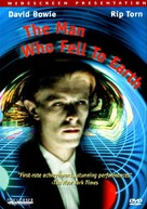 The Man Who Fell to Earth - DVD cover (xs thumbnail)